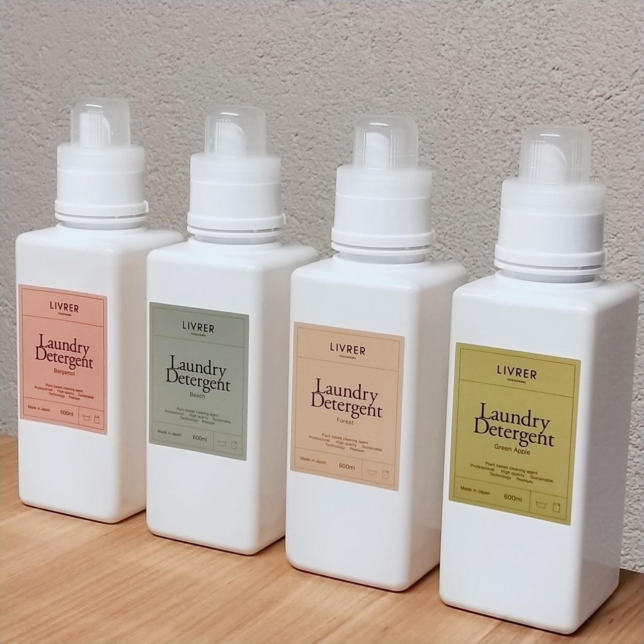LIVRER yokohama Landry Detergent 洗濯用洗剤