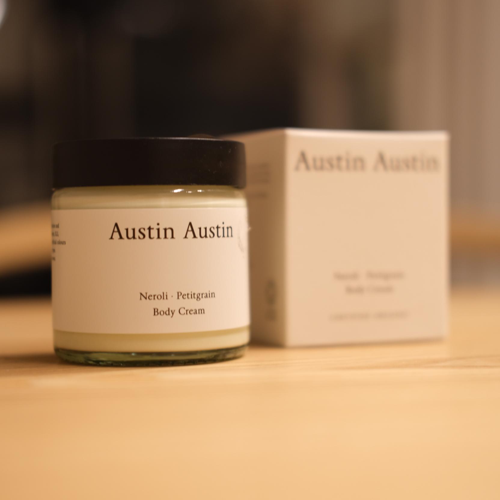 Austin Austin ボディクリーム